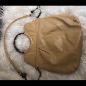 Hobo international cream hobo purse
